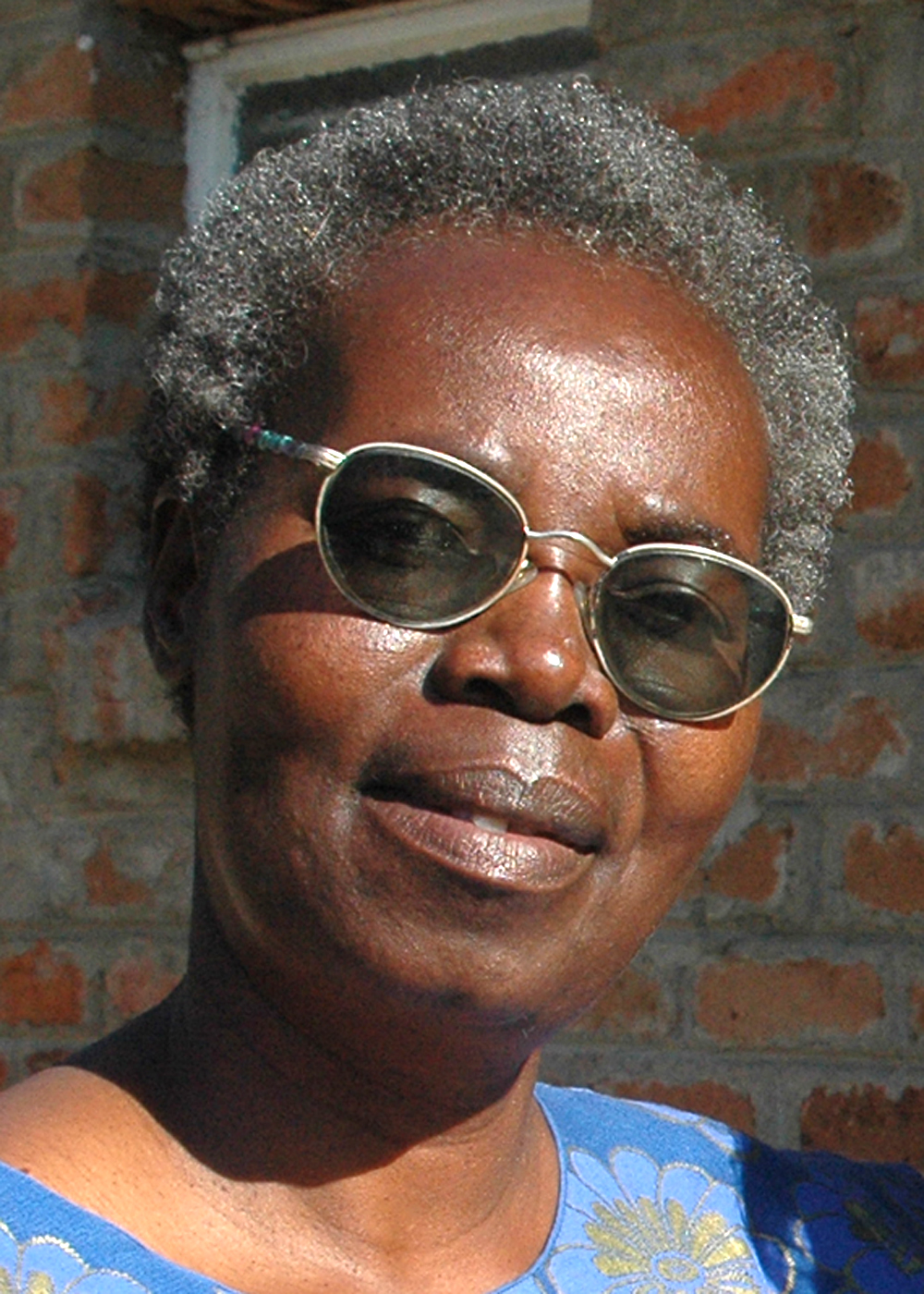 ELIZABETH HALALE, AIDED CLINIC DIRECTOR