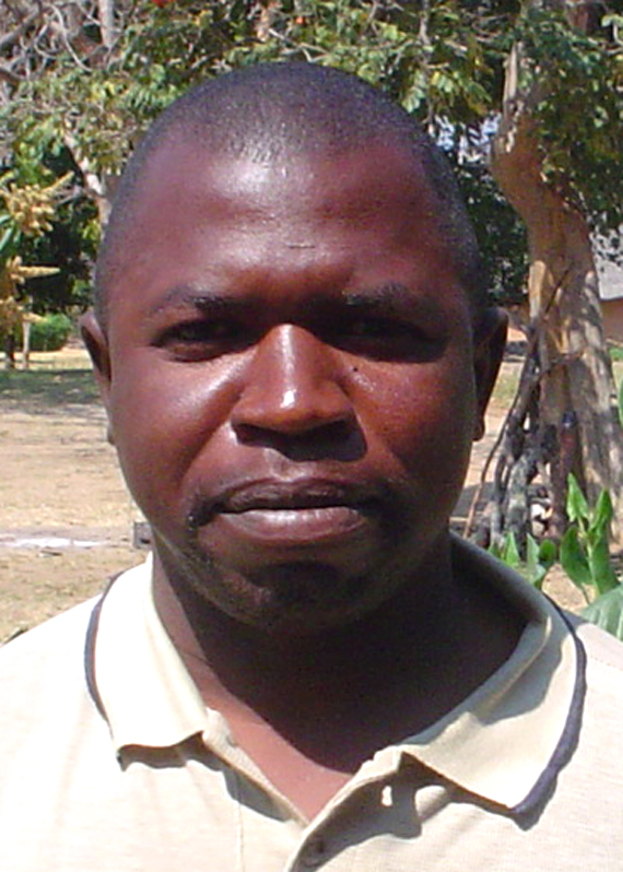 ANDREW SIBWAALU, MAINTENANCE & SECURITY DIRECTOR
