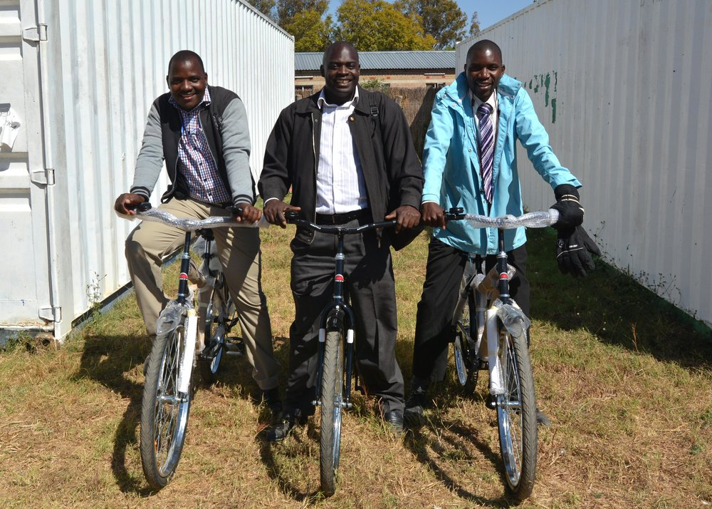 Zambia Bicycle Evangelists
