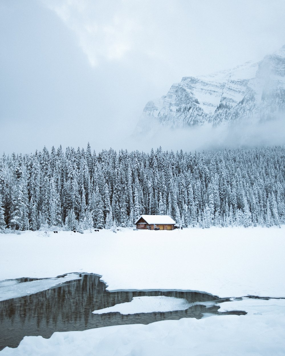 Healing Meditation Wintertime