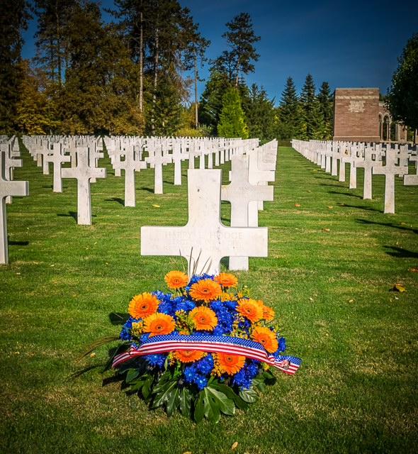 Oise-Aisne American Cemetery & Memorial