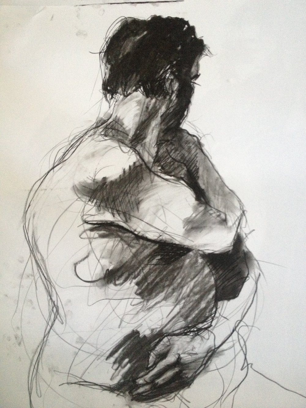 Study of Male Figure