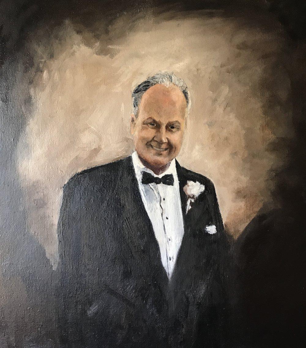 Portrait of John Cole