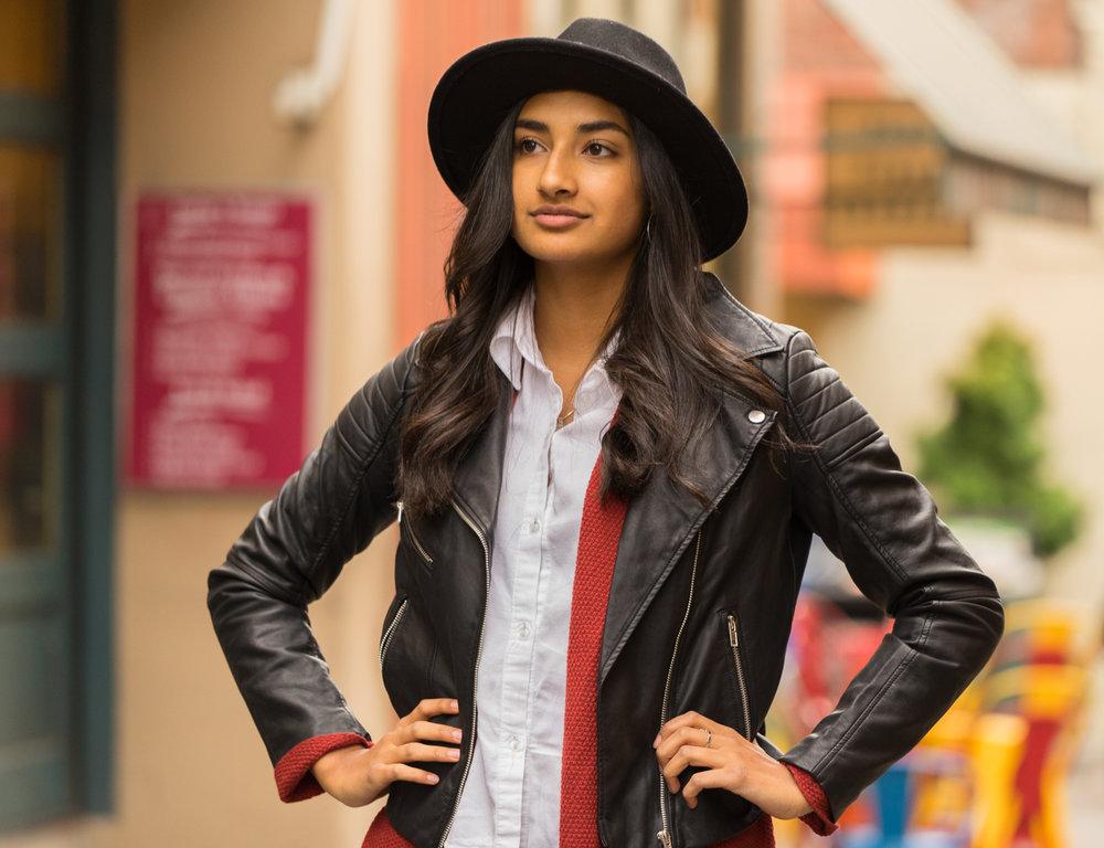 seventeen year old girl-Danville senior photographer