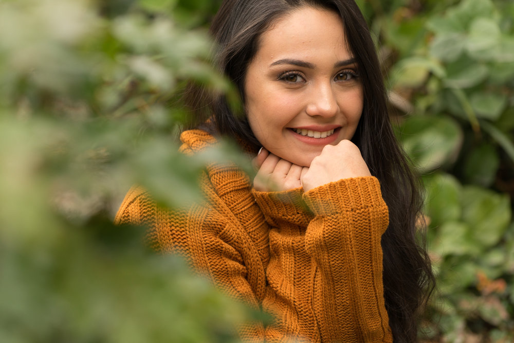 seventeen year old girl smiling-San Francisco East Bay senior photographer