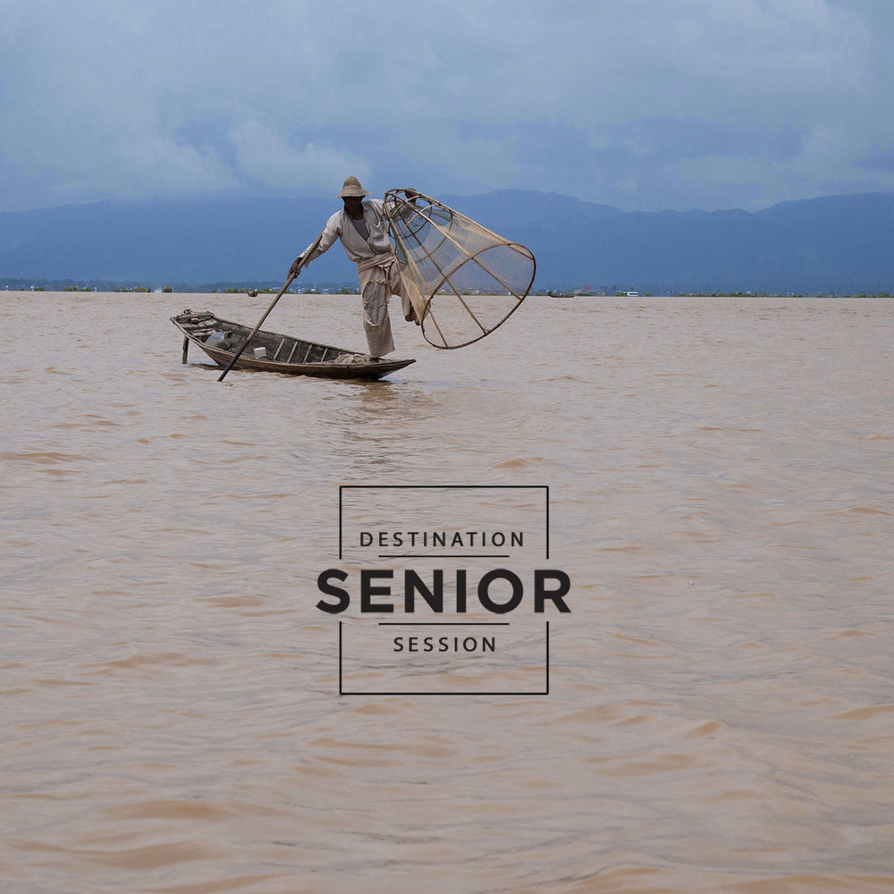 Inle Lake Myanmar - destination senior shoot