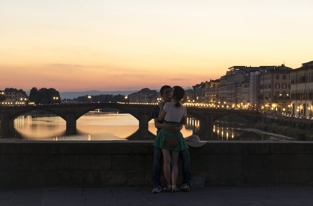 Florence, Italy - high school destination photography session