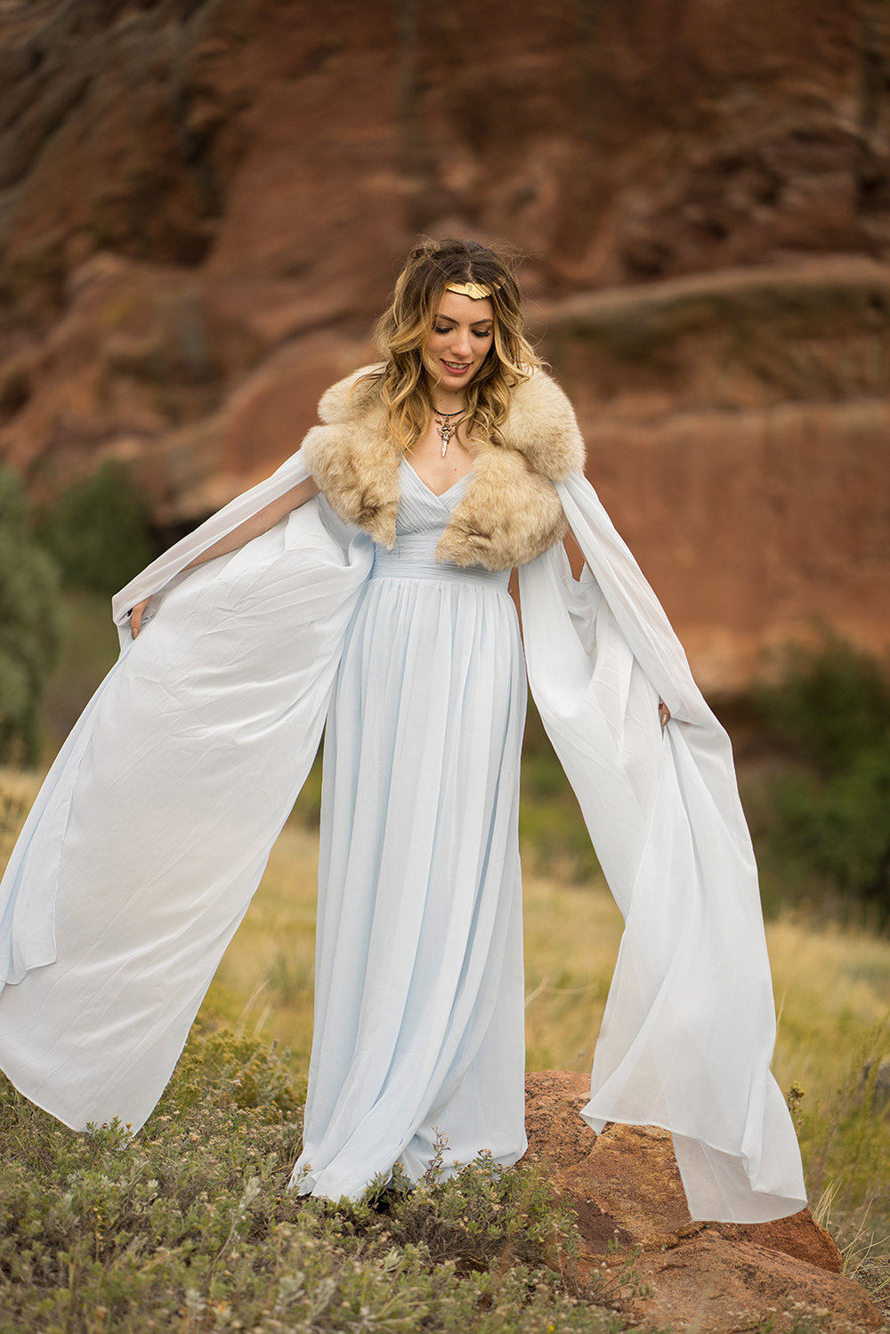 Game of Thrones styled session - Red Rocks Park