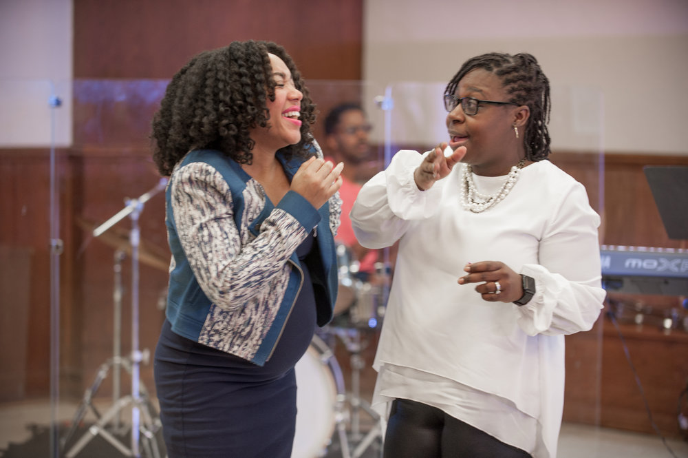 Wondrous is the women's ministry of Epiphany Church.We believe that God has called women to be leaders in the world regardless of their shape, size, color or demeanor. -
