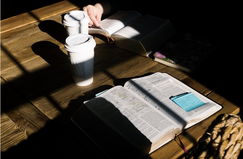 Epiphany Church started meeting for weekly bible studies on May 7, 2017 in a small coffee shop on Market Street in downtown Wilmington, DE. -