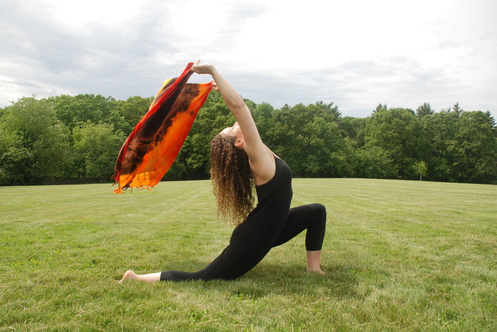 Fluid Yoga® Teacher Training July - October 2019