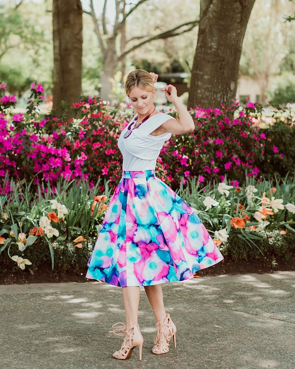 Carolyn Joe Art Skirt by rosie + belle photo Lexie Graben photography.jpg