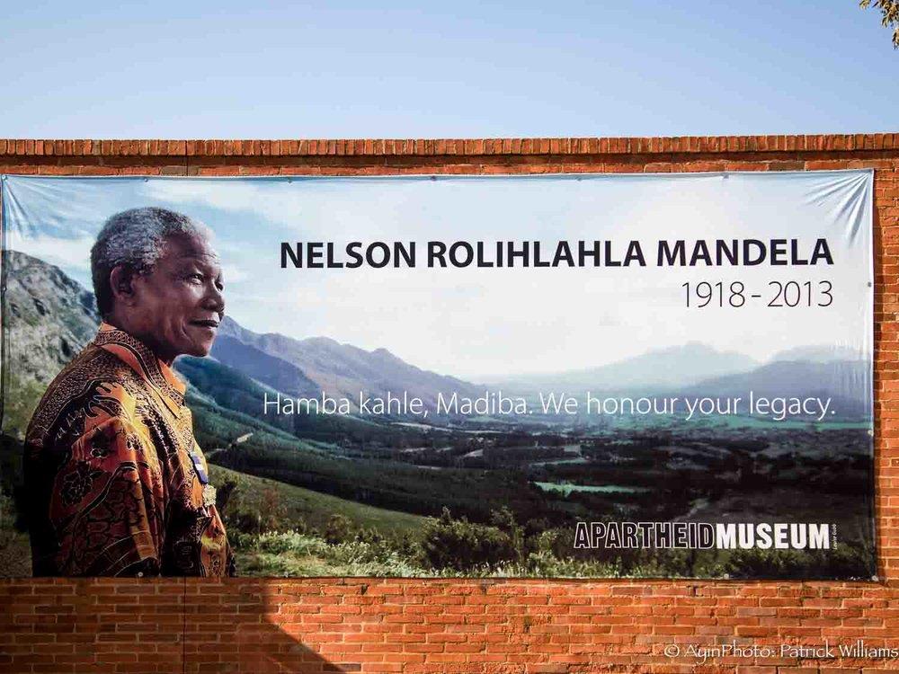 Apartheid Museum - SouthAfrica