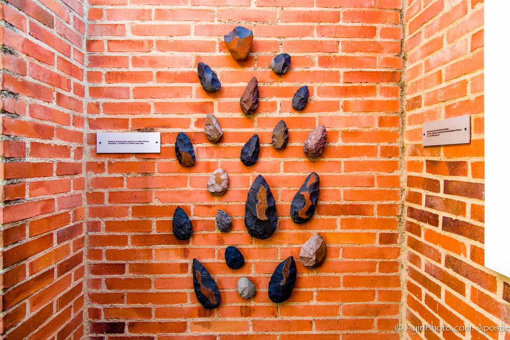 African Ancestor Stone Tools