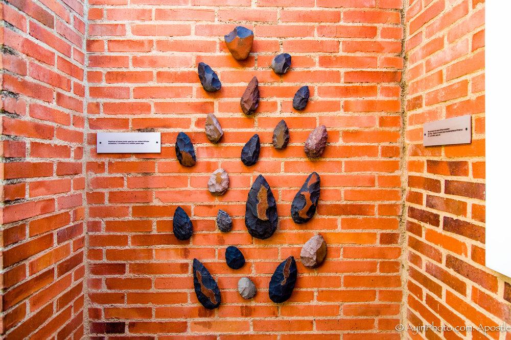 African Ancestor Stone Tools
