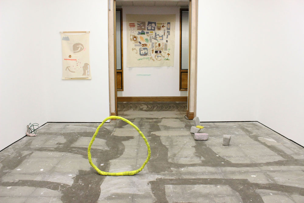 Installation shots by Ash Howland Davenport