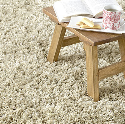 HERTEX RUFFLED RUGS