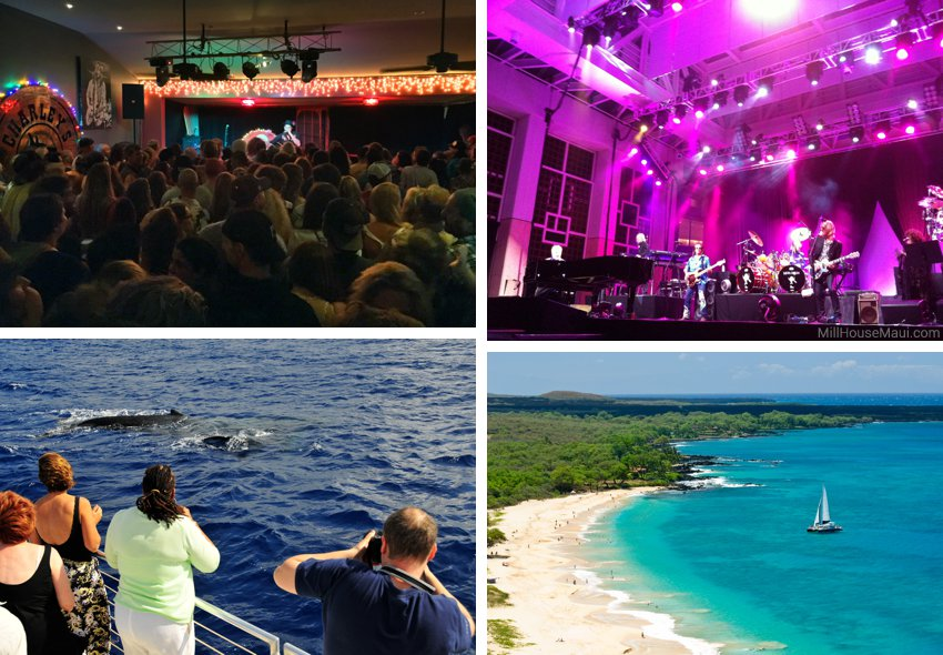Shows in Maui, Hawaii