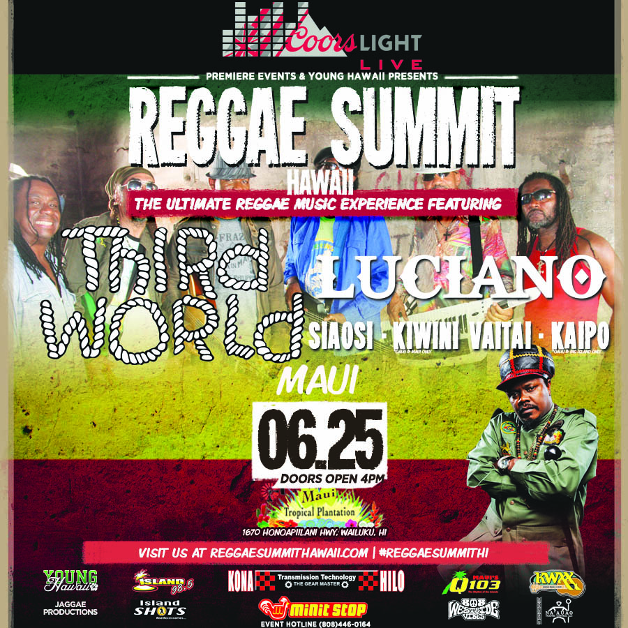 mtp reggae show