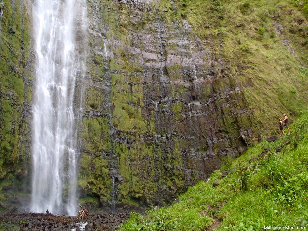 waimuku falls hana
