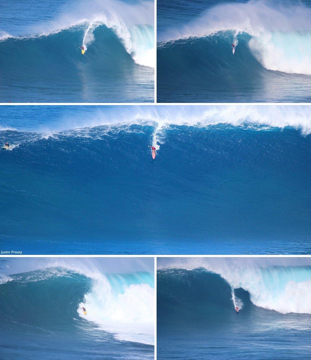 Peahi Maui Hawaii