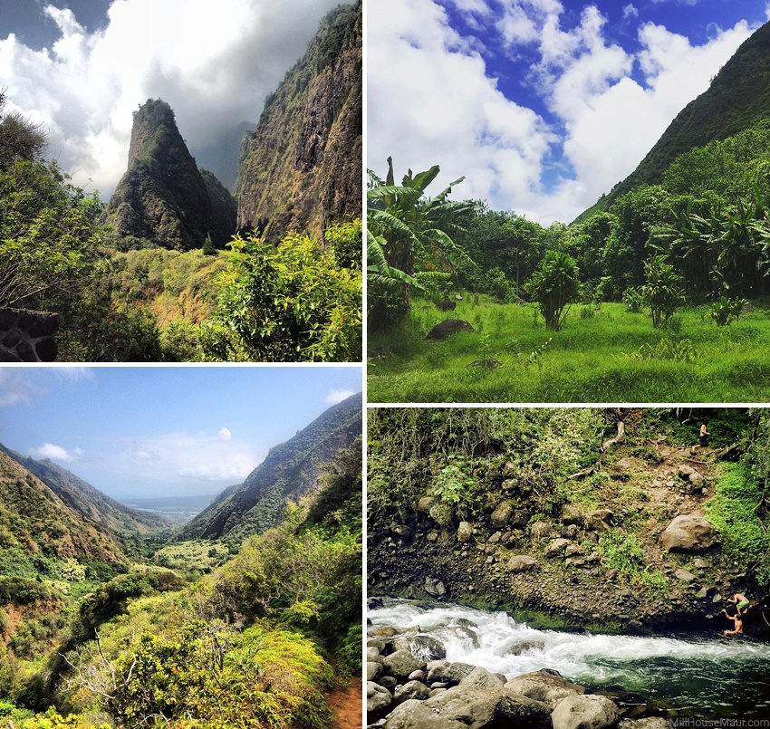 what to do around iao valley