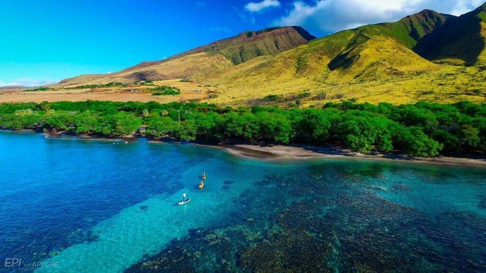 olowalu Maui Russell Hanson