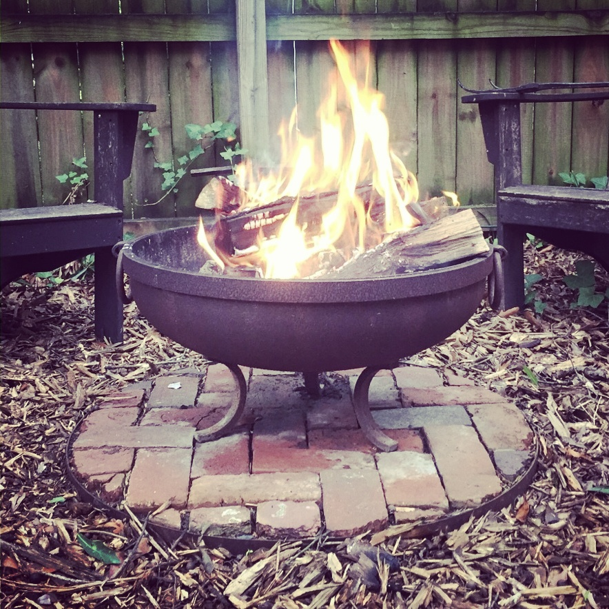Smooth Fire Pit