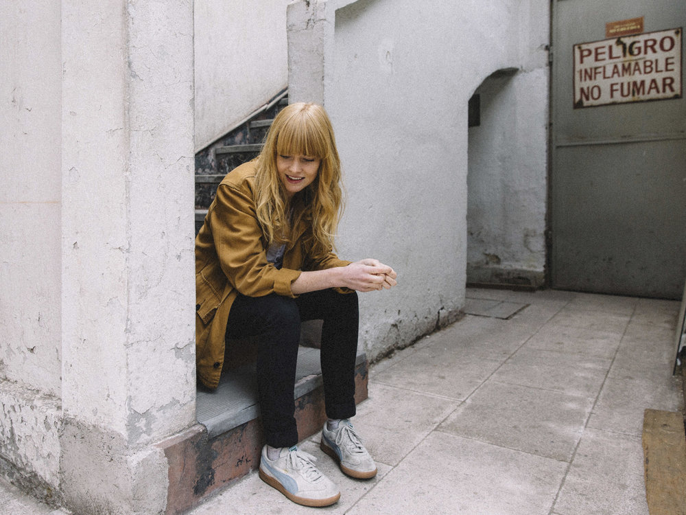 LUCY ROSE IN SANTIAGO