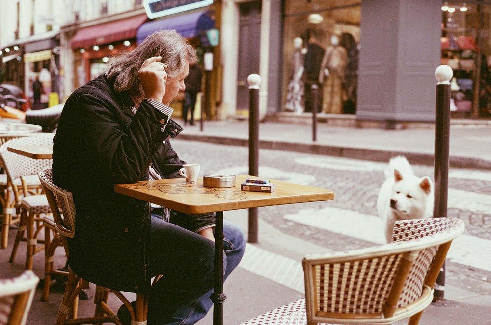 Montmartre en Automne (Personal Work)
