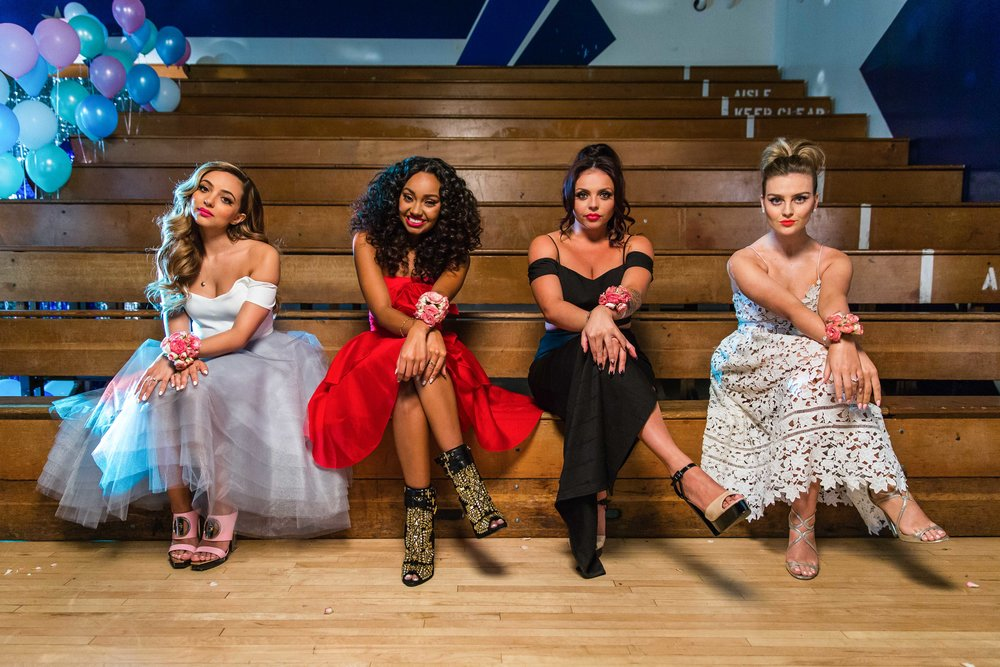 Little Mix 'Love Me Like You' x Syco Music
