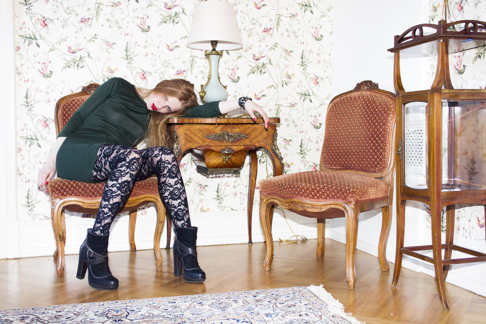 Fotograf Tina Bergersen - Portrett