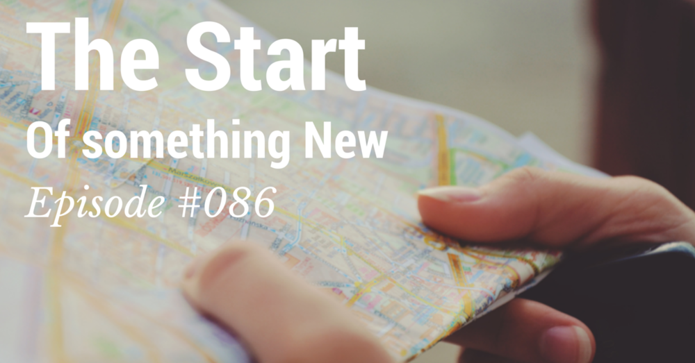 The start Of Something New #086