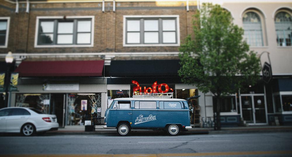 The Shutter Bus Joplin Missouri