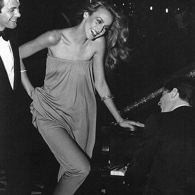 Major style inspiration 🙌🏼 #jerryhall