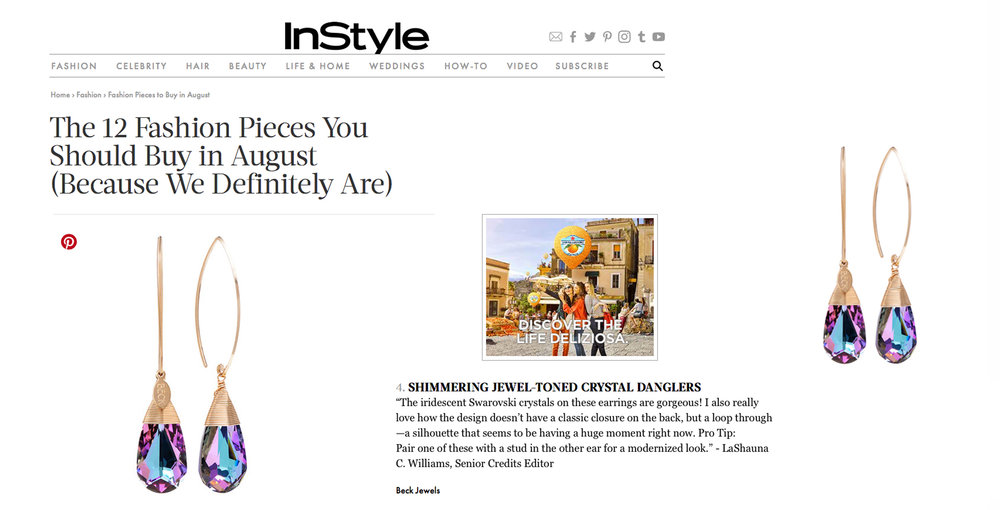 InStyle│August 2016