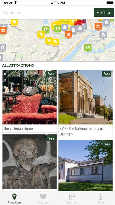 Copenhagen City Card (iOS)