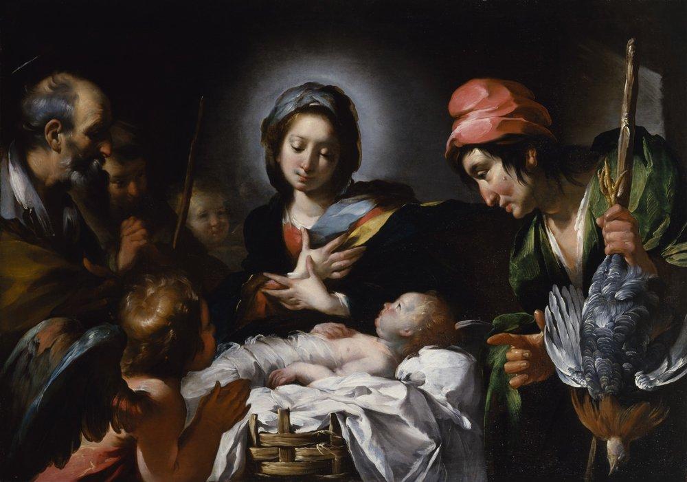 Bernardo Strozzi (Italian, 1584-1644), The Walters Art Museum