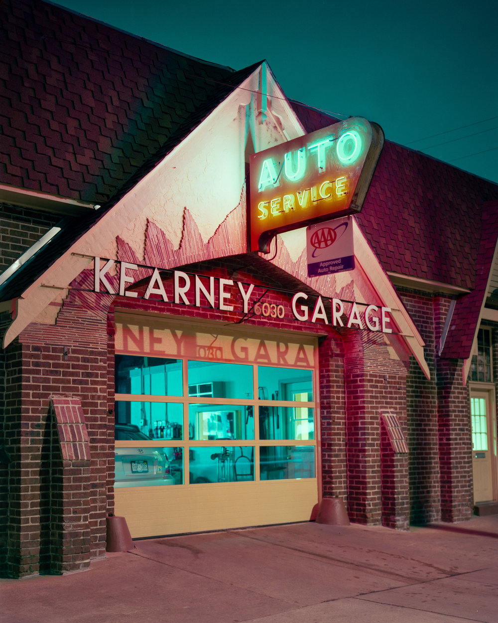 Kearny Garage
