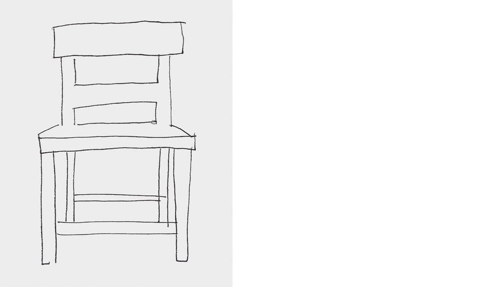 The Barragan Chair