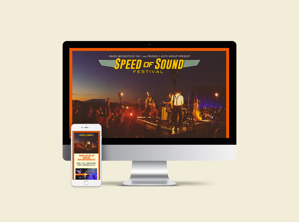 Speed of Sound Festival