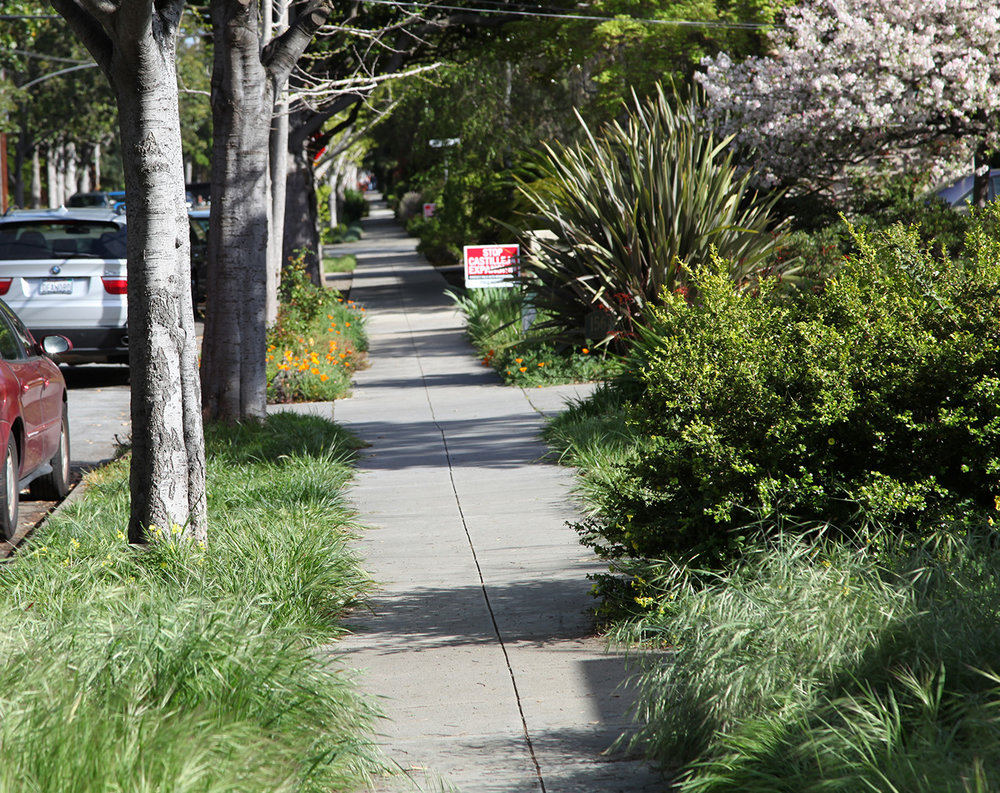 palo alto sidewalks