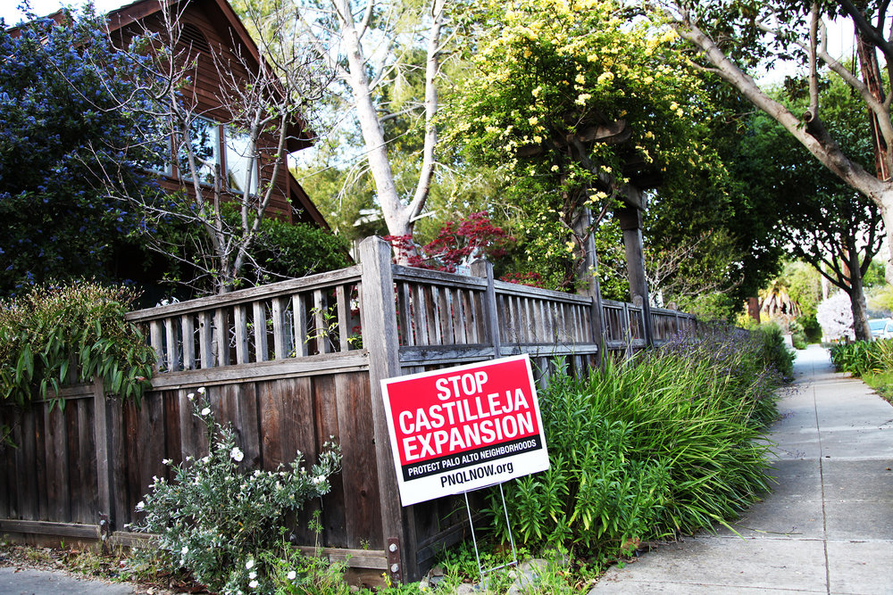 Melville Ave Palo Alto CA