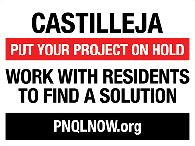 Compromise Not Imminent - The Daily Post has reported that Mayor Scharff is working with residents and Castilleja School to seek a compromise. PNQLnow has met with Mayor Scharff, but Castilleja has not agreed to discuss a compromise.PLEASE DO NOT TAKE DOWN YOUR YARD SIGNS