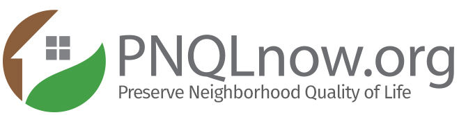 Preserve Neighborhood Quality of Life