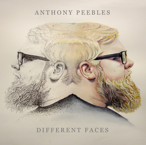 Anthony Peebles 'Different Faces'