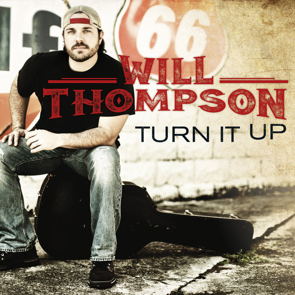 Will Thompson 'Turn It Up'