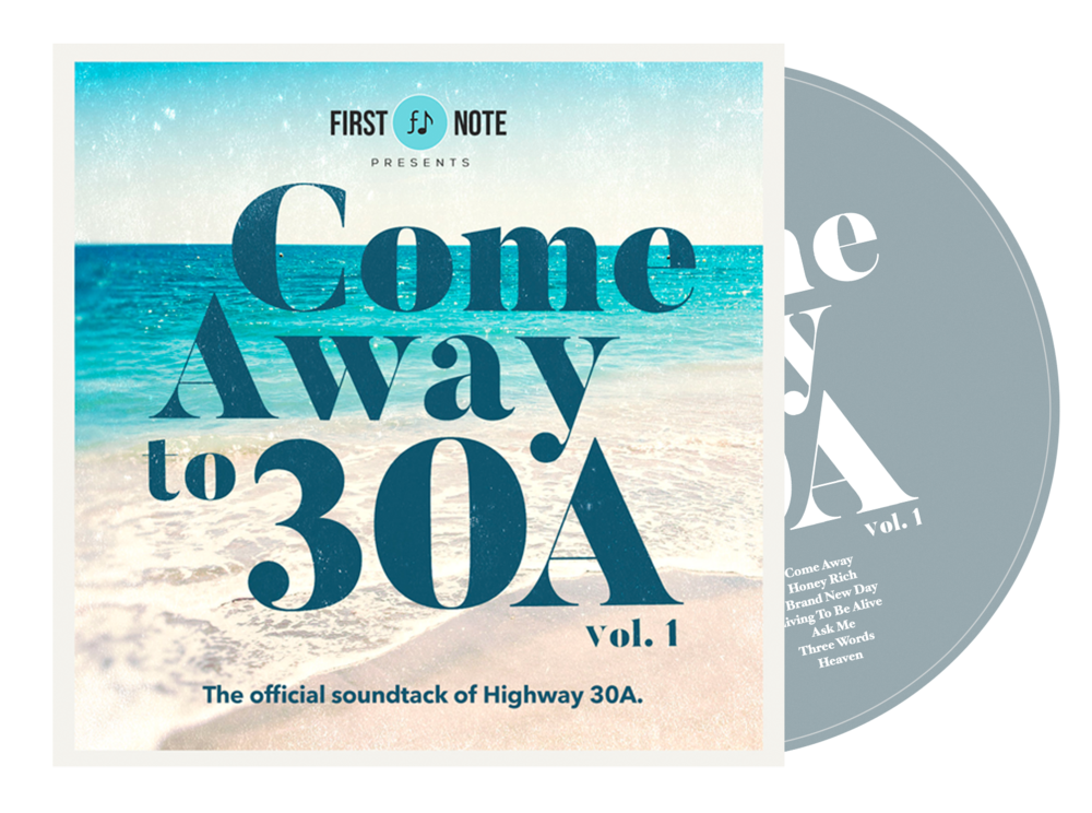 Come Away to 30A - First Note Play