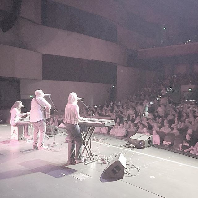 @anthony.peebles brought the house down last night at the Montgomery Performing Arts Center with KC & The Sunshine Band!!