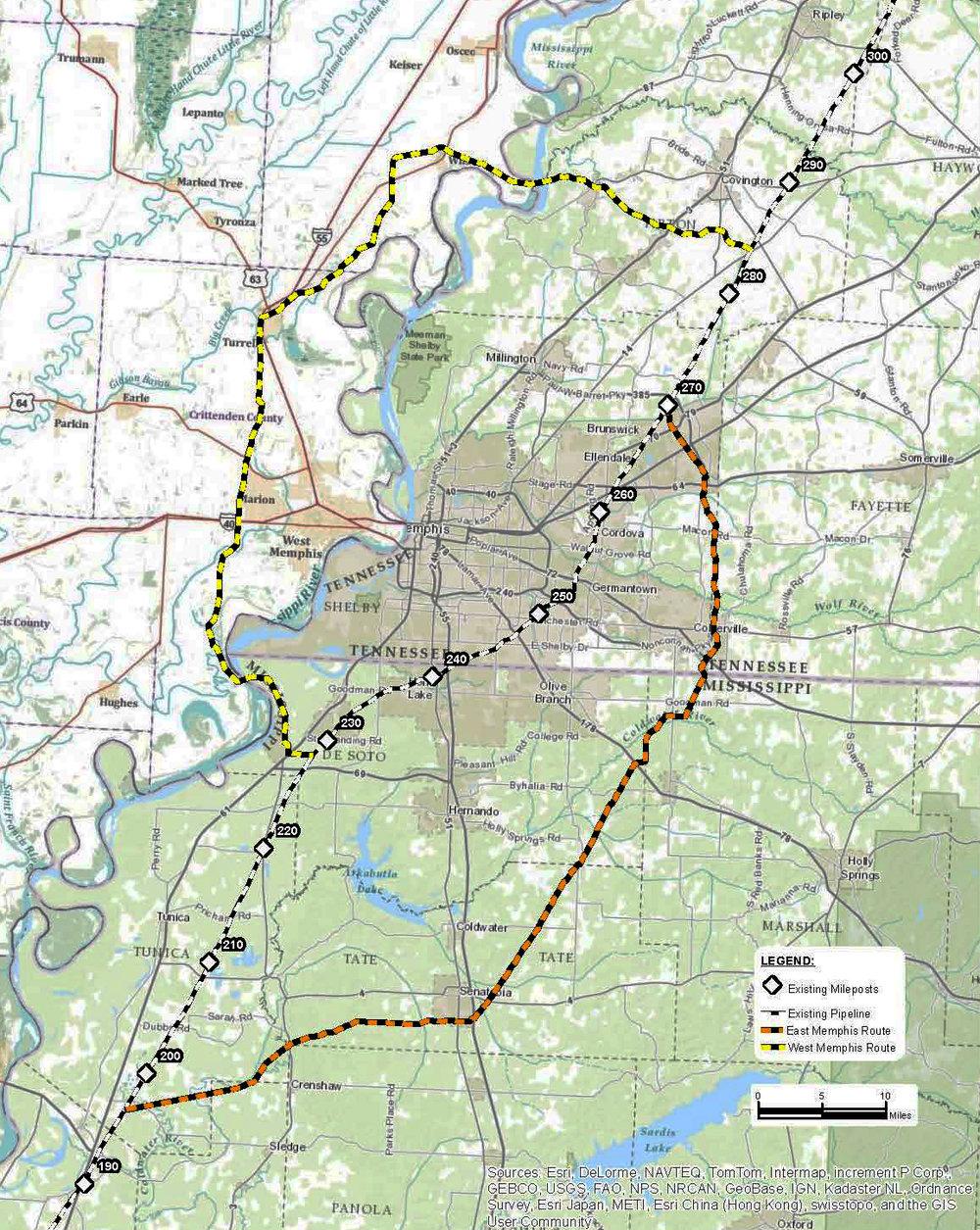 Bluegrass NGL Pipeline